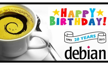 happy 20th birthday debian