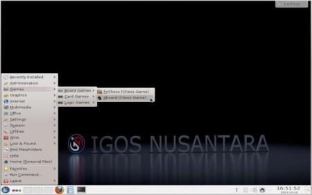 IGOS Nusantara Desktop 9