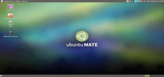 Ubuntu MATE Desktop Untuk Kompula